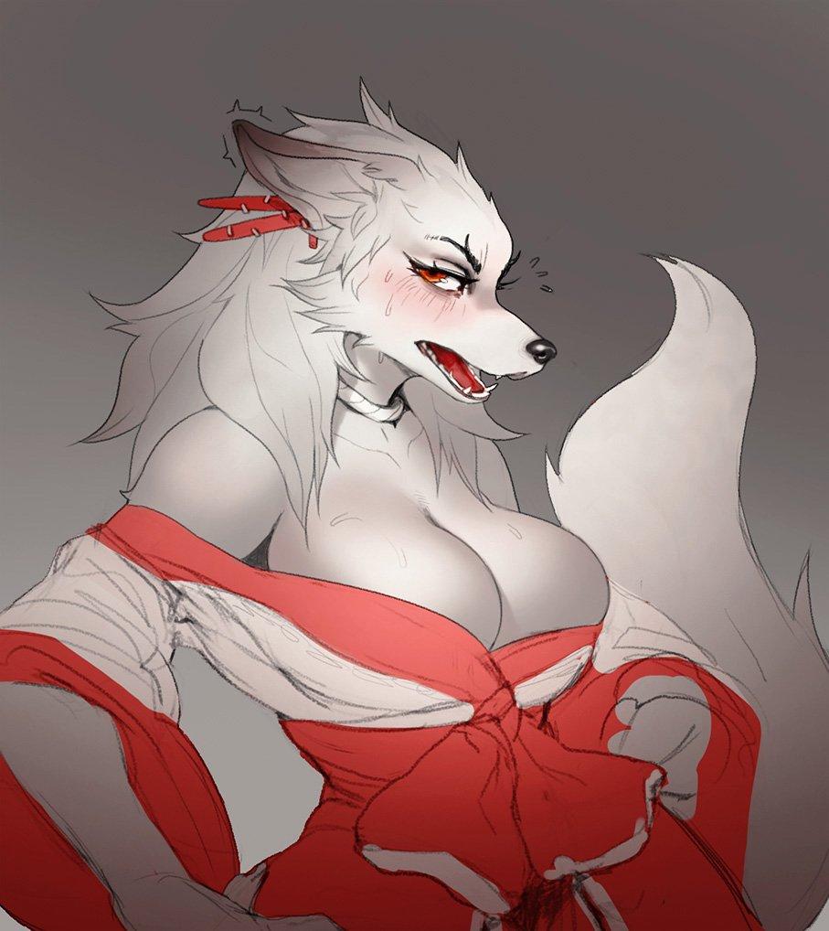 furry nude